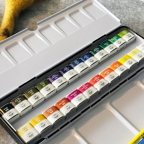 MUNGYO professional water color(12,24,48 color)