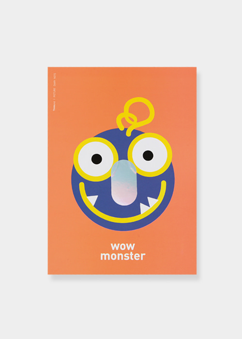 WOW MONSTER_picture diary