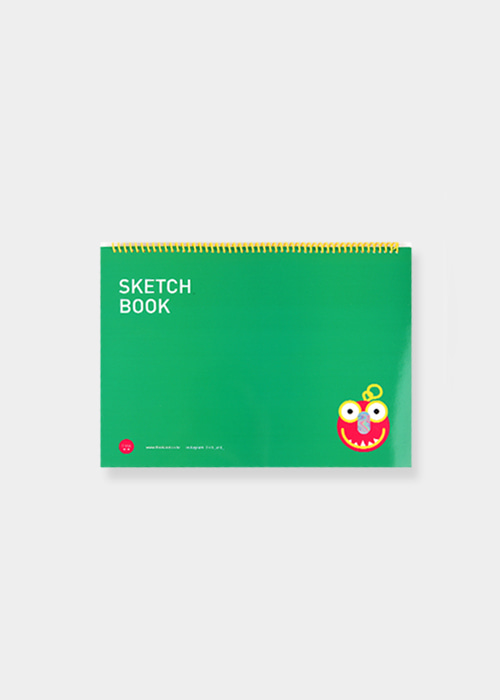 WOW MONSTER_sketch book